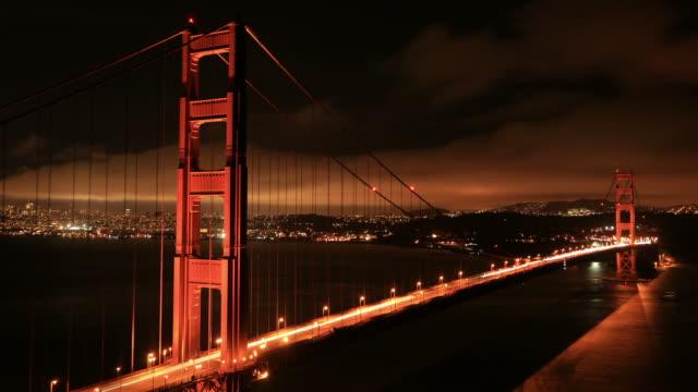 Golden Gate Bridge (Multiple clips included)