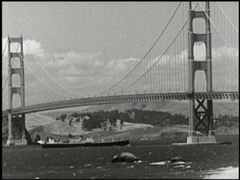 vidéos et rushes de golden gate city: san francisco - 1 of 9 - prelinger archive