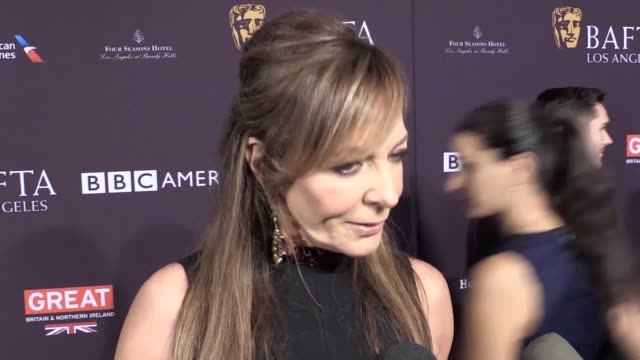golden globes nominees have expressed their support for stars wearing black at the ceremony in a highprofile display of solidarity with the victims... - premio golden globe video stock e b–roll