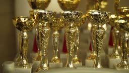 Golden goblets. Champion Achivements