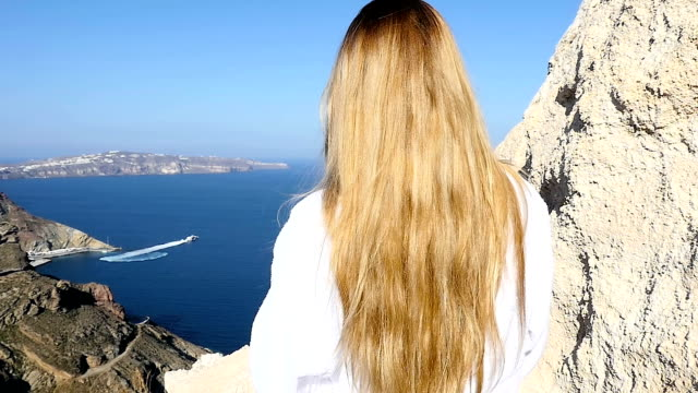 Golden hair & freedom