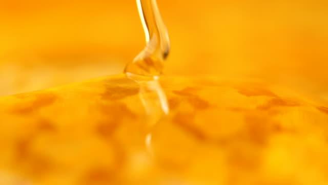 golden honey - wax stock videos & royalty-free footage
