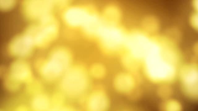 Golden light.