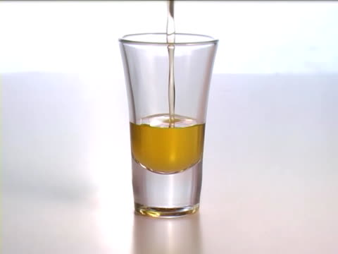 golden liqueur - drinking glass stock videos & royalty-free footage