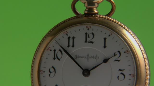 zi, ecu, golden pocket watch - pocket watch stock videos and b-roll footage