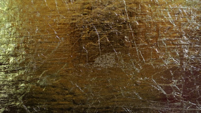 golden reflection backgrounds - scratched stock videos & royalty-free footage