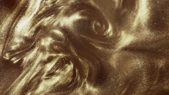 golden wave flows - gold coloured stock videos & royalty-free footage