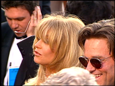 Goldie Hawn at the 1997 Academy Awards Arrivals at the Shrine Auditorium in Los Angeles California on March 24 1997