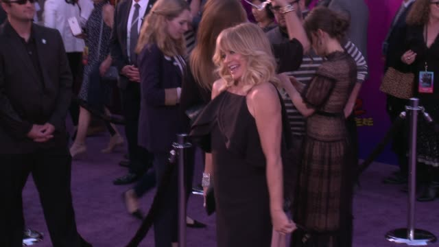 goldie hawn at the guardians of the galaxy vol 2 los angeles premiere at dolby theatre on april 19 2017 in hollywood california - the dolby theatre stock videos & royalty-free footage
