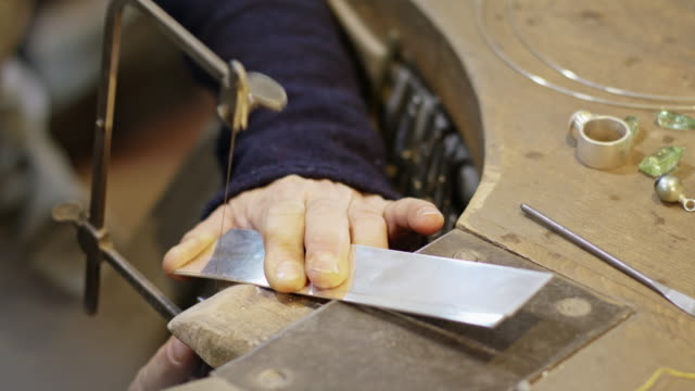 Goldsmith workshop and retail shop led by independent self employed master craftswoman.