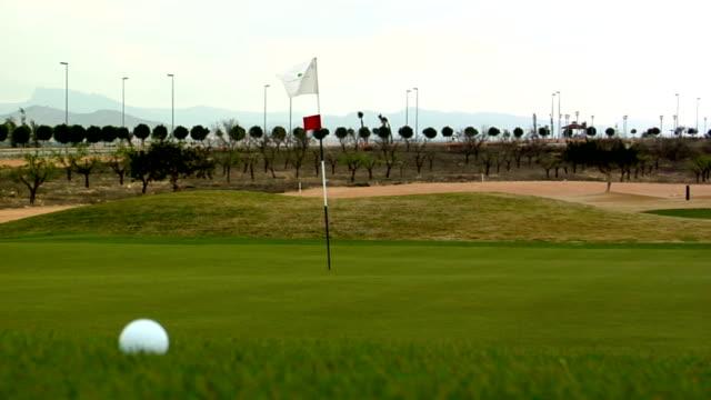 vídeos de stock e filmes b-roll de fundo de golfe - golf