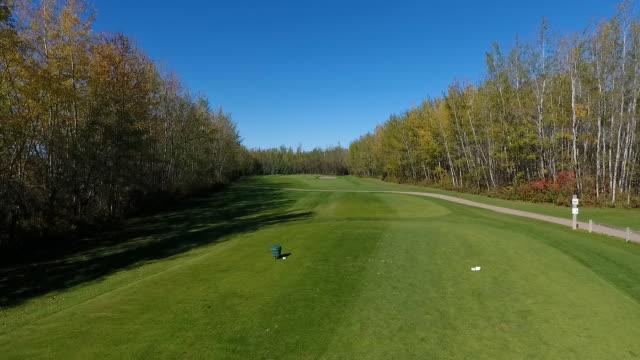golf course footage