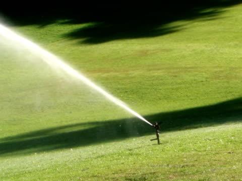 Golf Course Lawn Sprinkler