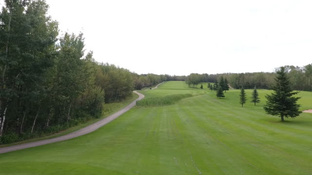 Golf course perspectives