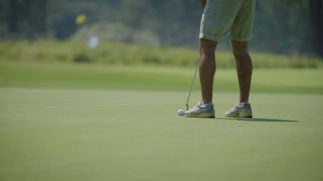 Campo de Golf-putting green