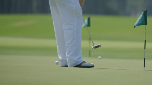 Campo de Golf - Putting Green