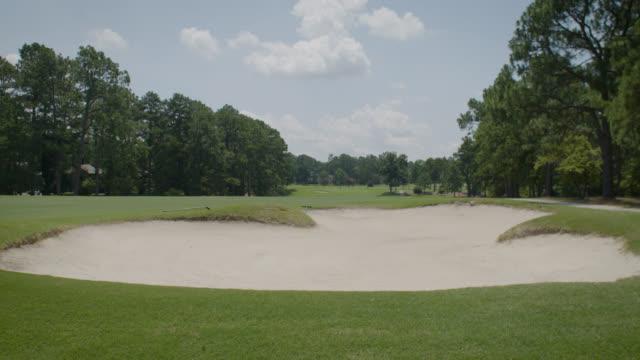 Campo de Golf - Trampa de Arena