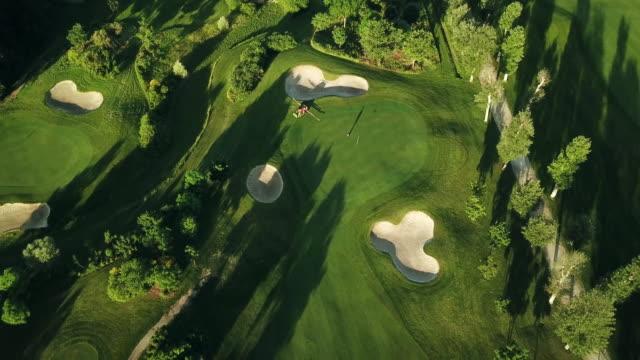 golf course - ゴルフ場点の映像素材/bロール