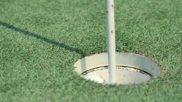 golf field - golf club stock videos & royalty-free footage