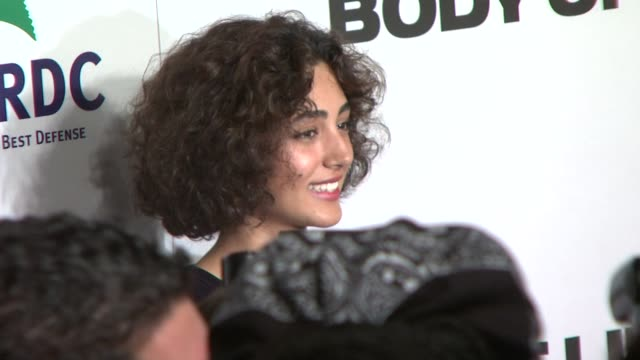 vidéos et rushes de golshifteh farahani at the body of lies - new york premiere at new york ny. - première