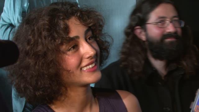 vidéos et rushes de golshifteh farahani at the body of lies - new york premiere at new york ny. - première