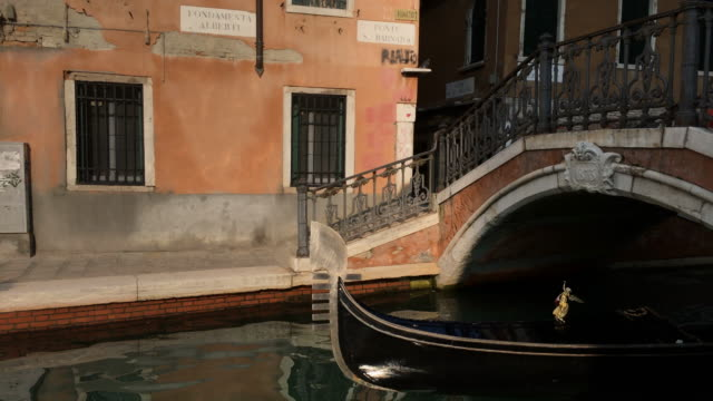Gondel in Venedig, Italien