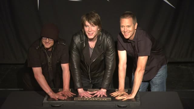 CHYRON Goo Goo Dolls Inducted Into Guitar Center's Historic RockWalk EVENT CAPSULE CHYRON Goo Goo Dolls Inducted Into at Guitar Center on May 07 2013...