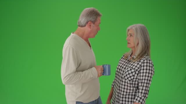 stockvideo's en b-roll-footage met good looking couple spending time together - natuurlijk haar