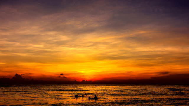 good morning, in the morning, the beauty of nature - songkhla province stock videos and b-roll footage