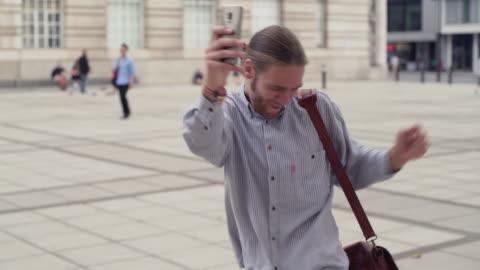 good news city dance - ecstatic stock videos & royalty-free footage