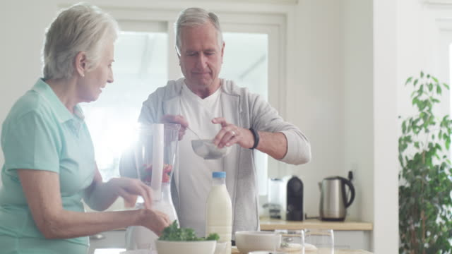 good nutrition is for every phase of life - juice extractor stock videos & royalty-free footage