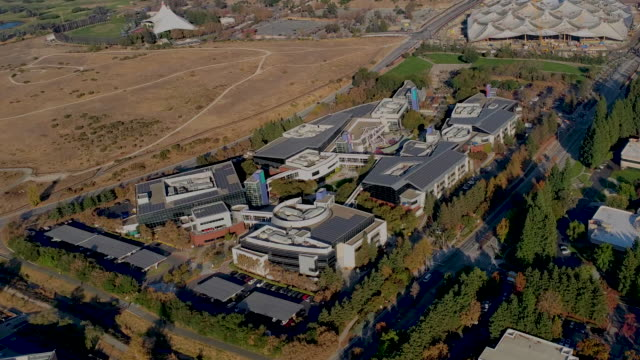 google headquarters - silicon valley stock videos & royalty-free footage