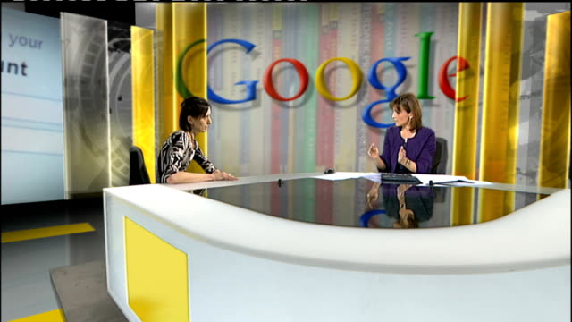 Google in row with Chinese government over hacking and censorship ENGLAND London GIR Jo Glanville interview SOT