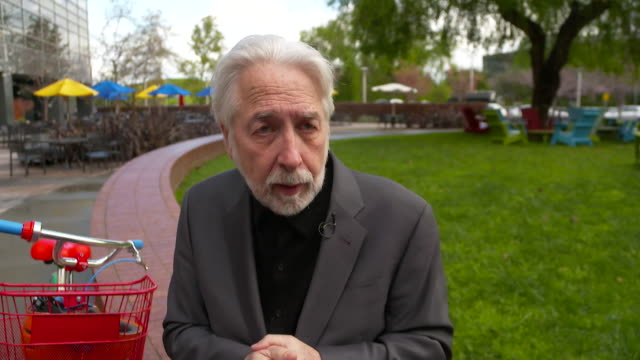 google news vice president richard gingras saying information should not be free but should be accessible but producing quality journalist content is... - google brand name stock videos and b-roll footage