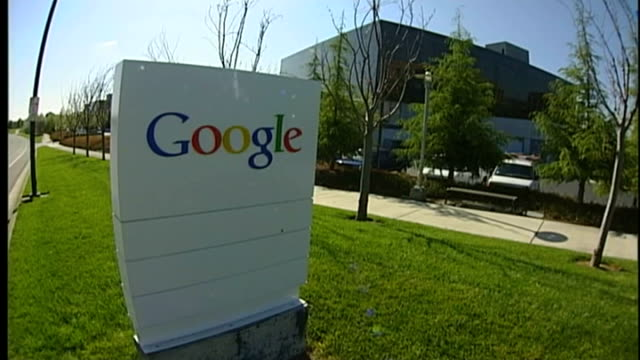 google statistics show employees are overwhelmingly male and predominantly white location 'google' sign nikki usher interview sot - google stock videos & royalty-free footage
