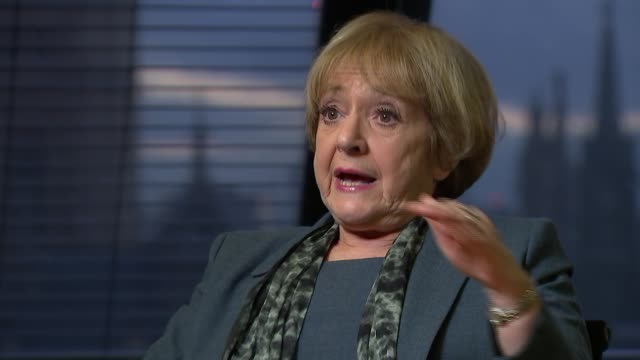 Margaret Hodge interview ENGLAND London INT Margaret Hodge MP interview SOT