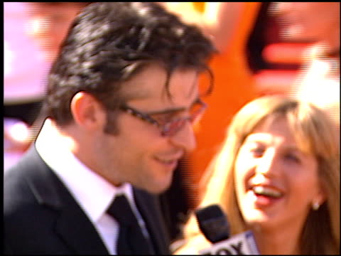 Goran Visnjic at the 2000 Emmy Awards at the Shrine Auditorium in Los Angeles California on September 10 2000