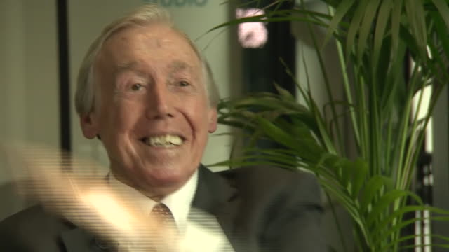 Gordon Banks discussing his miraculous save from Pele in the 1970 World Cup