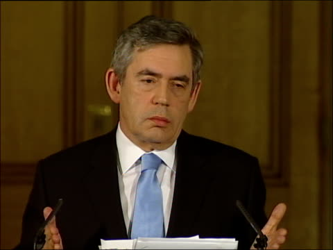 Gordon Brown press conference on why he ruled out a 2007 general election Prime Minister during your trip to Iraq you have met General Petraeus The...