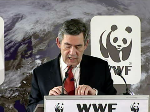 gordon brown speech on climate change; in our energy white paper the government set out its preliminary view that it would be in the public interest... - all around competition stock videos & royalty-free footage