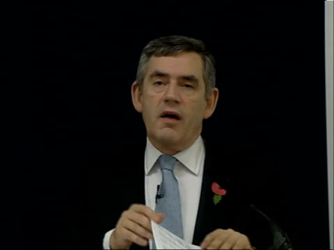 gordon brown speech on education; - because we cannot afford to leave any young person behind outside work or study, because we owe it to our young... - human stage stock videos & royalty-free footage