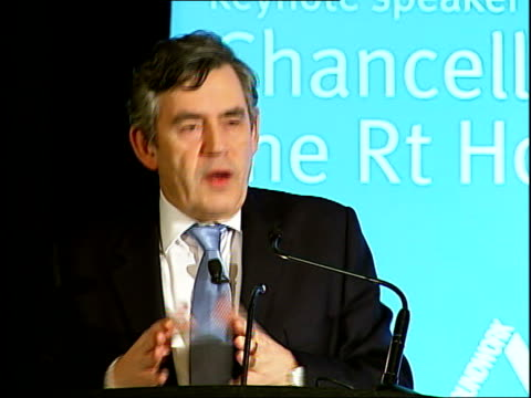 Gordon Brown speech to the Green Alliance But perhaps I did not realise and possibly outside some people in this room I don't think many people did...