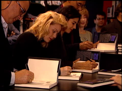 Gordon Clapp at the NYPD Blue Book Signing at Book Soup in West Hollywood California on November 6 1995