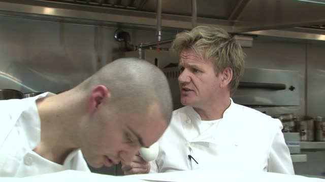 gordon ramsay at the gordon ramsay at the london west hollywood at los angeles ca - gordon ramsay stock videos and b-roll footage