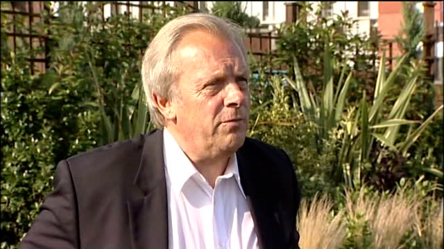 day gordon taylor interview sot saying he's served his timegesture of faith from keegan to give him another chance - time of day stock videos and b-roll footage