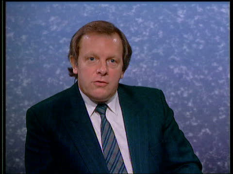 men' england int cms gordon taylor intvwd sof a video nasty football could do without / footballer should be setting the best possible example - 残酷点の映像素材/bロール