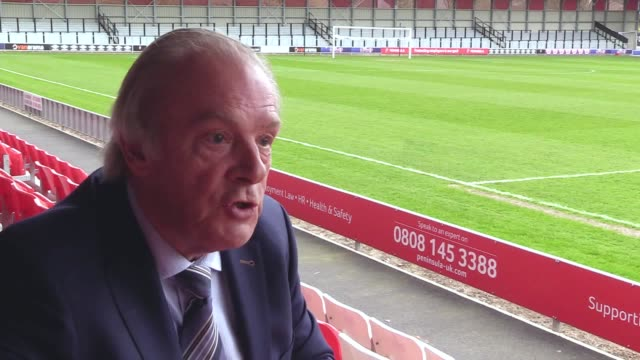 gordon taylor will end a 38year stint as chief executive of the professional footballers' association after an independent review of the union's work... - annual general meeting stock videos & royalty-free footage