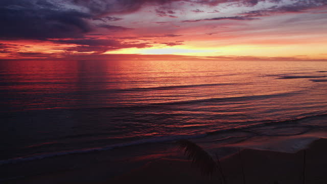 Gorgeous California Sunset