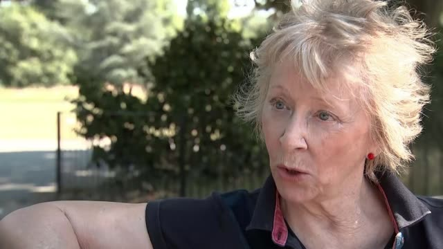 doctor refuses to break silence over deaths england ext reporter along with ann reeves ann reeves interview sot reporter - gosport stock videos & royalty-free footage