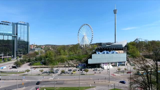 Gothenburg Aerial View